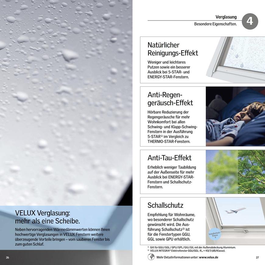 velux - dachfenster-planer - Dachfenster Einbauen Vorteile Ideen